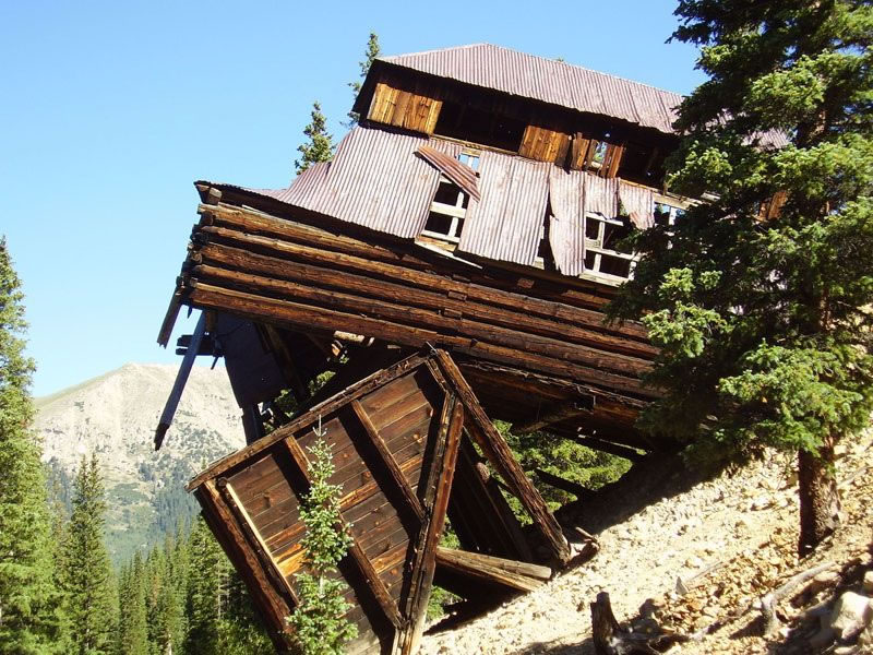 Ghost Town Colorado Map.Salida Colorado Ghost Towns Mining Towns And Historic District
