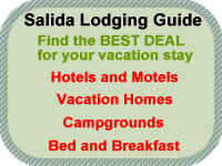 salida lodging guide
