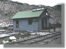 Restored Alpine Station